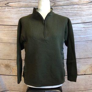 Patagonia Wool Zip Sweater
